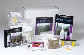 acid rain videolab contents