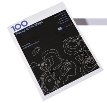 cover of topographic map book