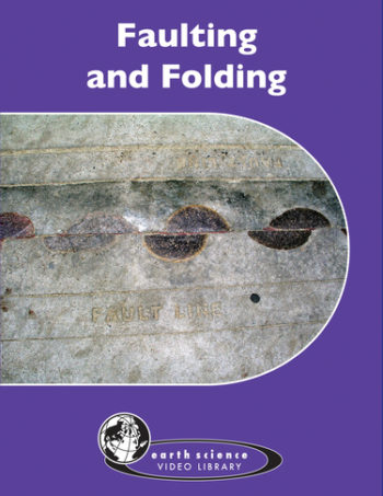 Faulting and Folding DVD image