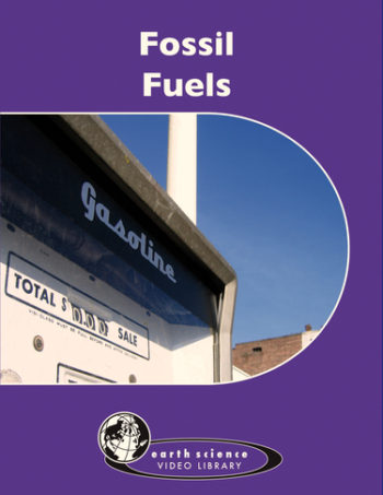 fossil fuels DVD cover image