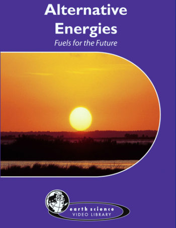 alternative energies DVD cover