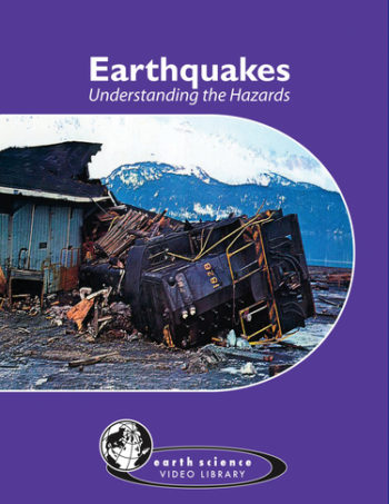 Earthquakes DVD cover image