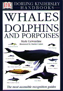 Whales Dolphins And Porpoises DK Handbooks