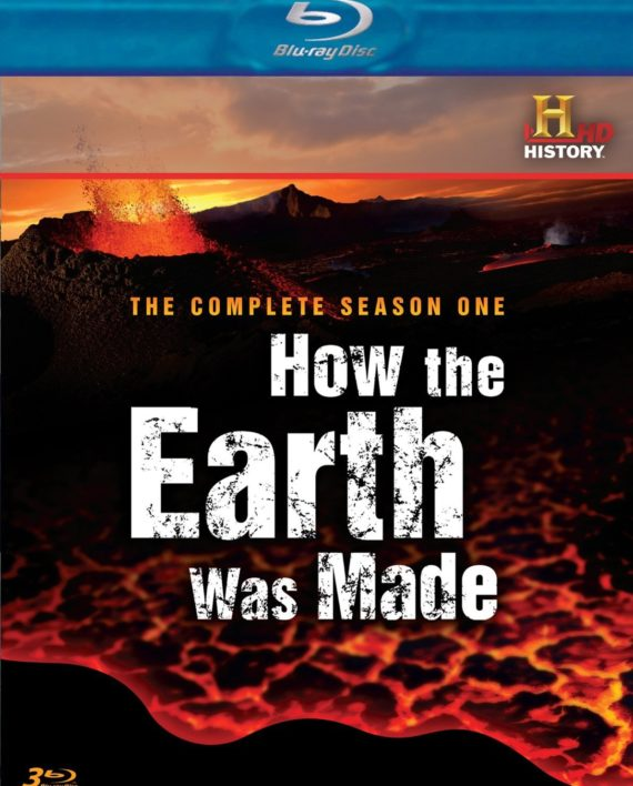 How the Earth was Made DVD