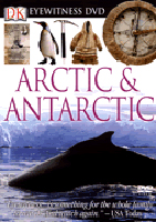 arctic and antarctic DVD image