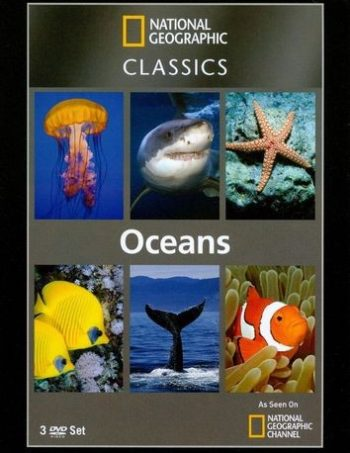 national geographic oceans DVD