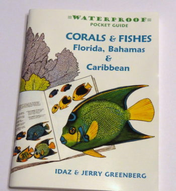 Corals and Fishes guidebook